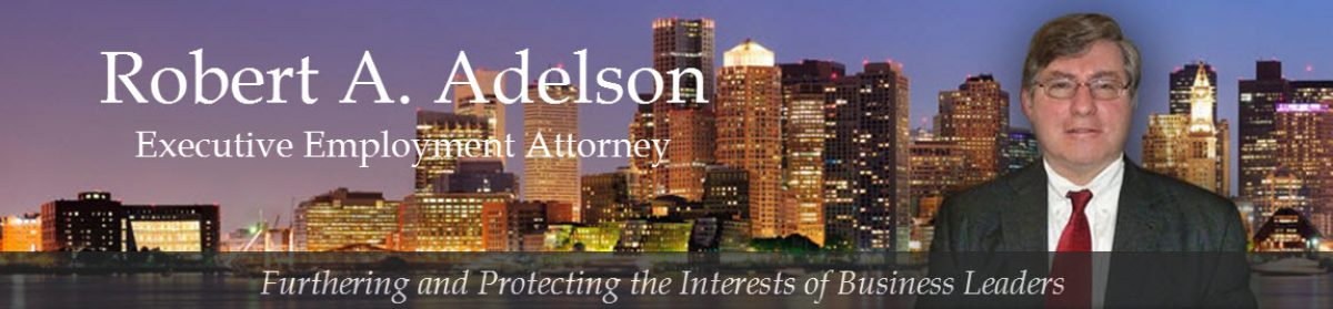 Business Law Blog by Robert Adelson, Esq.